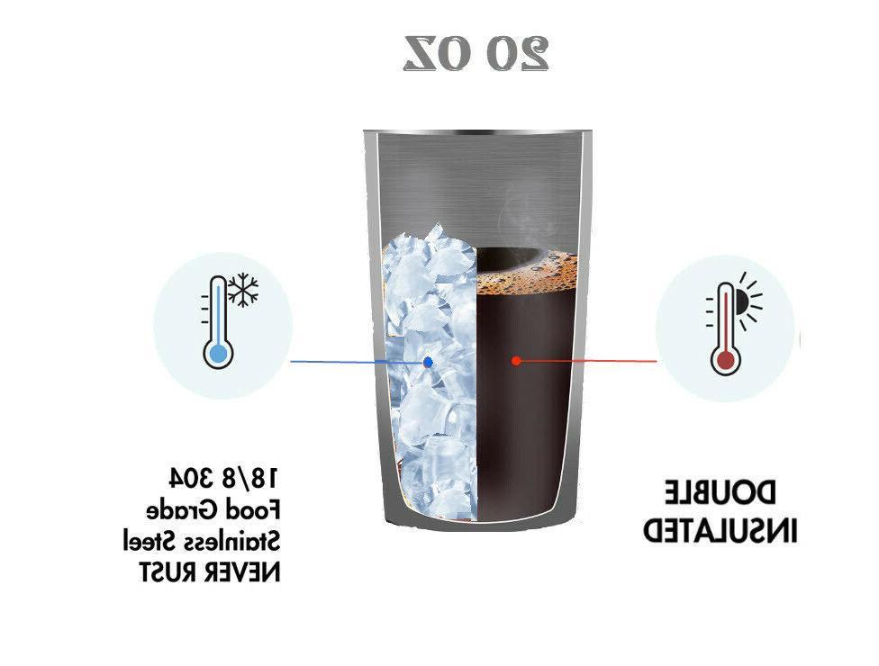 20OZ Double Vacuum Travel Mug/Cup