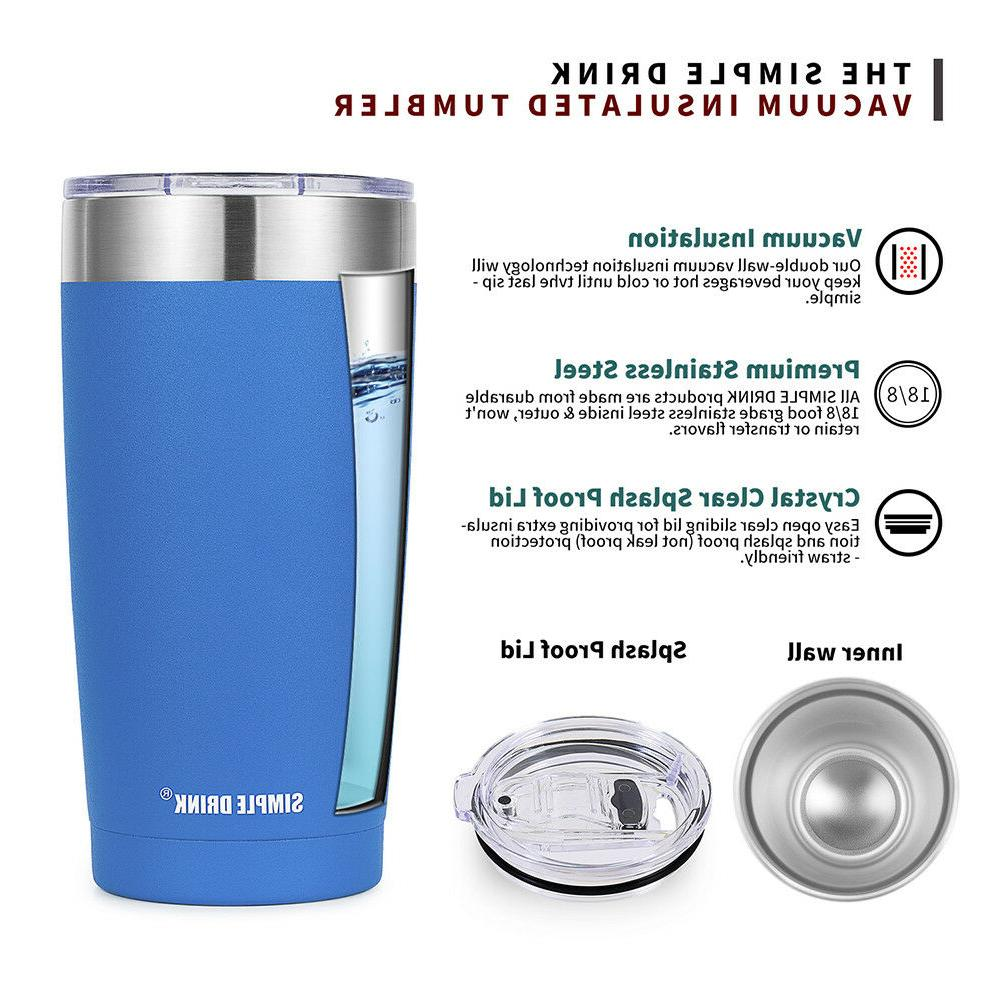 Simple Tumbler with