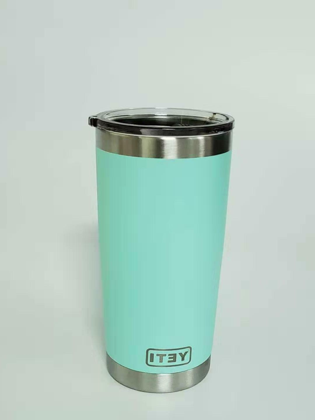 20oz rambler tumbler stainless steel vacuum insulated