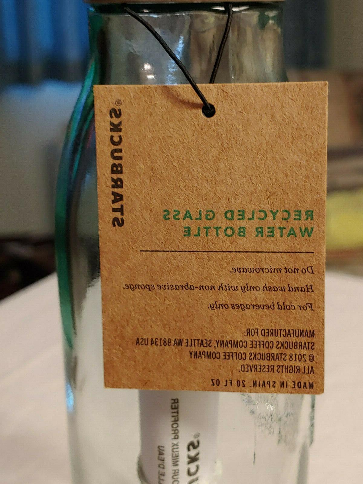 Starbucks 20oz Water Bottle. In Spain. *NEW*