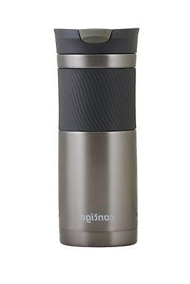 20oz snapseal bryon travel mug gunmetal