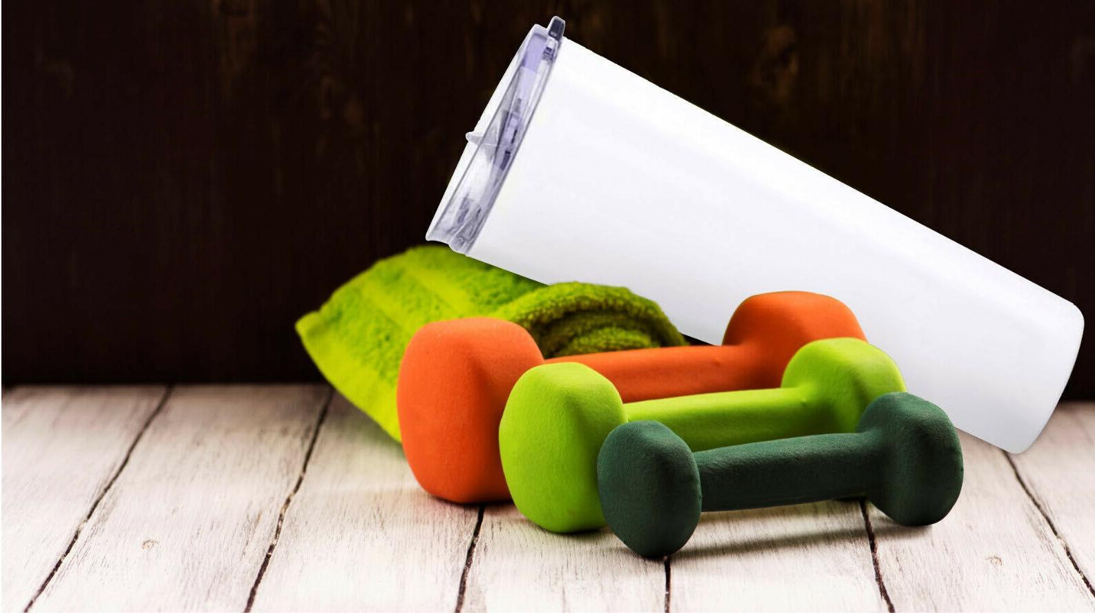 20OZ Steel Slider Insulated Travel Mug