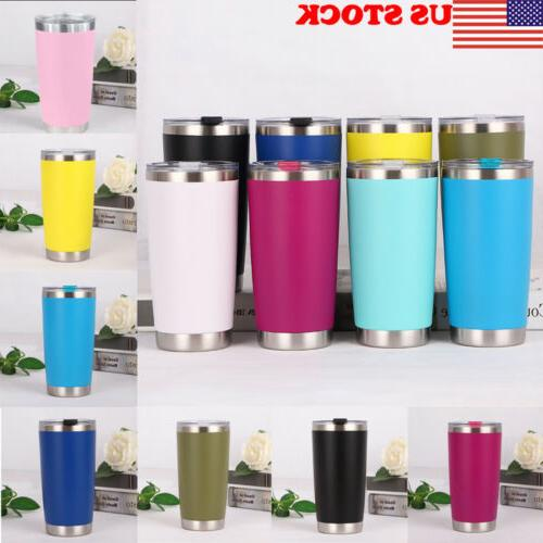 20oz stainless steel tumbler vacuum double wall