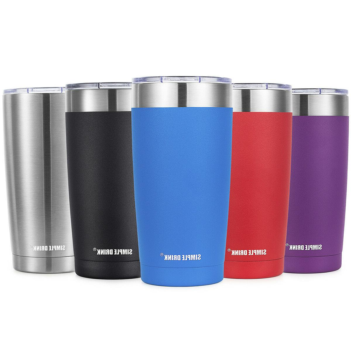 Simple 20oz Tumbler Coffee with