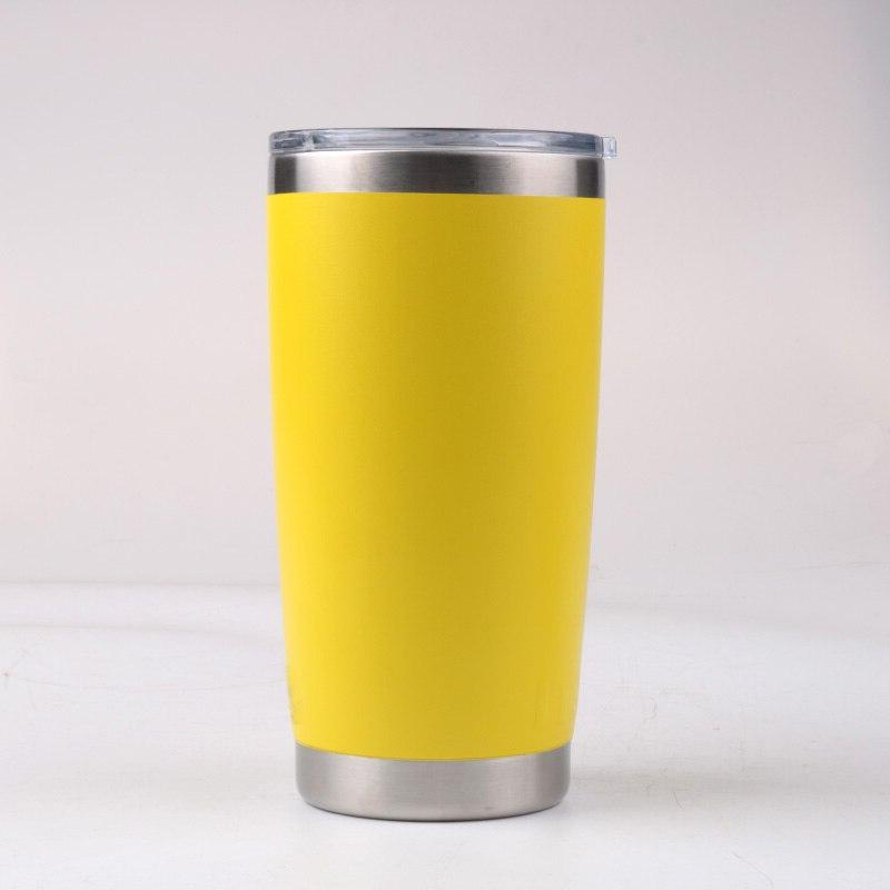 20Pcs Stainless with Double Travel Coffee |Cup Drinks