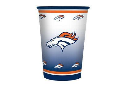 BOELTER BRANDS 355419 NFL CUP DENVER BRONCOS 2-PACK -NLA