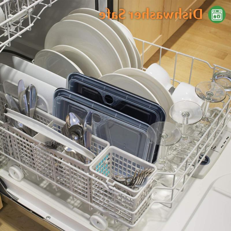 36oz Prep 20 3 Compartment - Tray