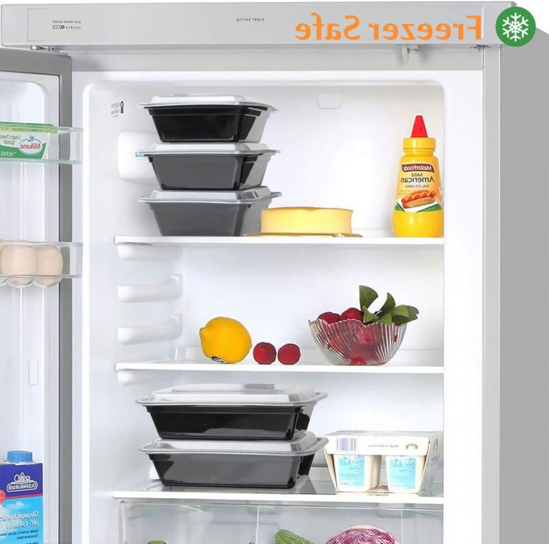 36oz Meal Containers 20 3 - FREE Tray