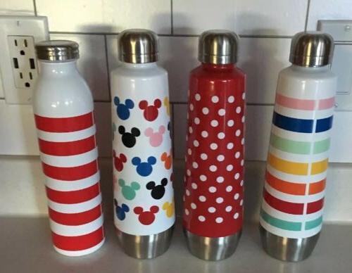 4 Disney Mickey & Water Bottle
