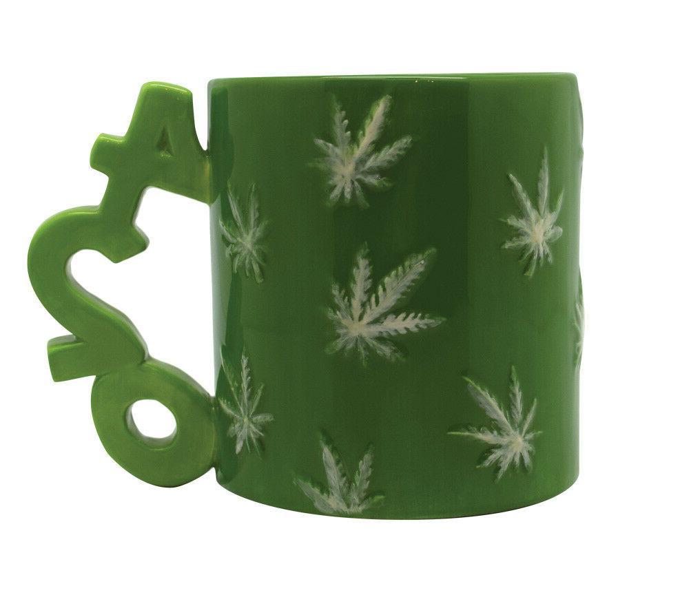 420 ceramic mug 20oz