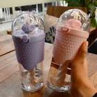 500ml Plastic Water Bottles Protein Shaker Blender Bottles W