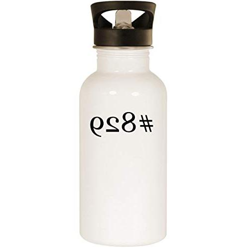 829 stainless steel 20oz road ready water