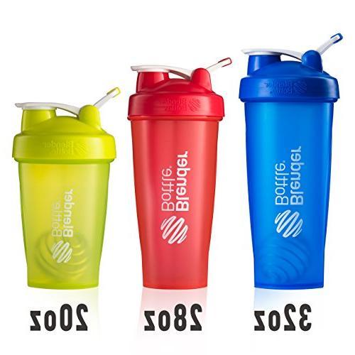 Shaker 28-Ounce, Aqua/Aqua