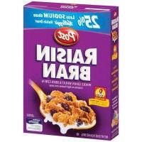 Post Raisin Bran Whole Grain Wheat & Bran Cereal 20 oz