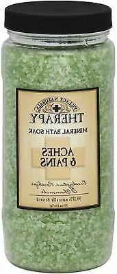 Village Naturals Therapy Aches & Pains Mineral Bath Soak 20