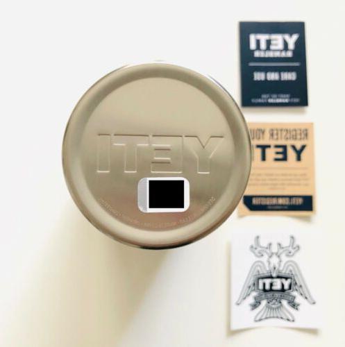 Authentic YETI 20 Tumbler + Magslider - - Shipping