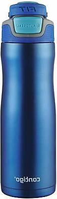 Contigo AUTOSEAL Fit Trainer Stainless Steel Water Bottle, 2