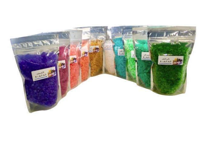 Bath Salts - 100lbs Scent / Color~