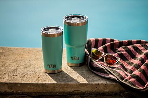 BEAST 20oz Stainless Cup with Brush Box by