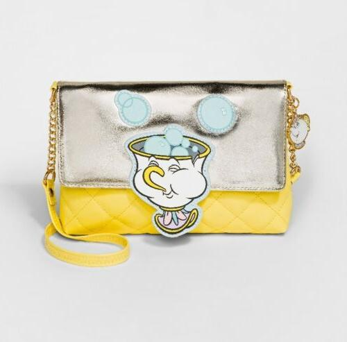 beauty and the beast chip tea cup