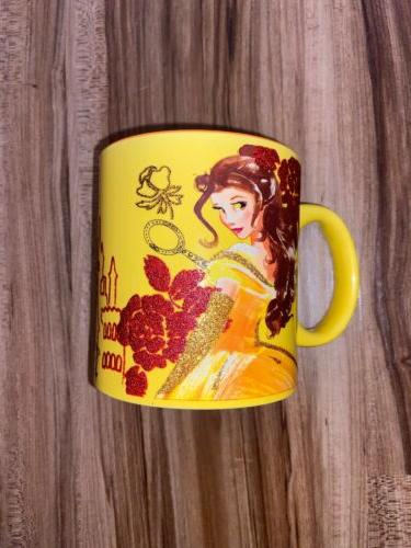 belle beauty and the best 20oz coffee