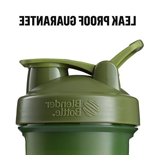 BlenderBottle ProStak System with 22-Ounce and