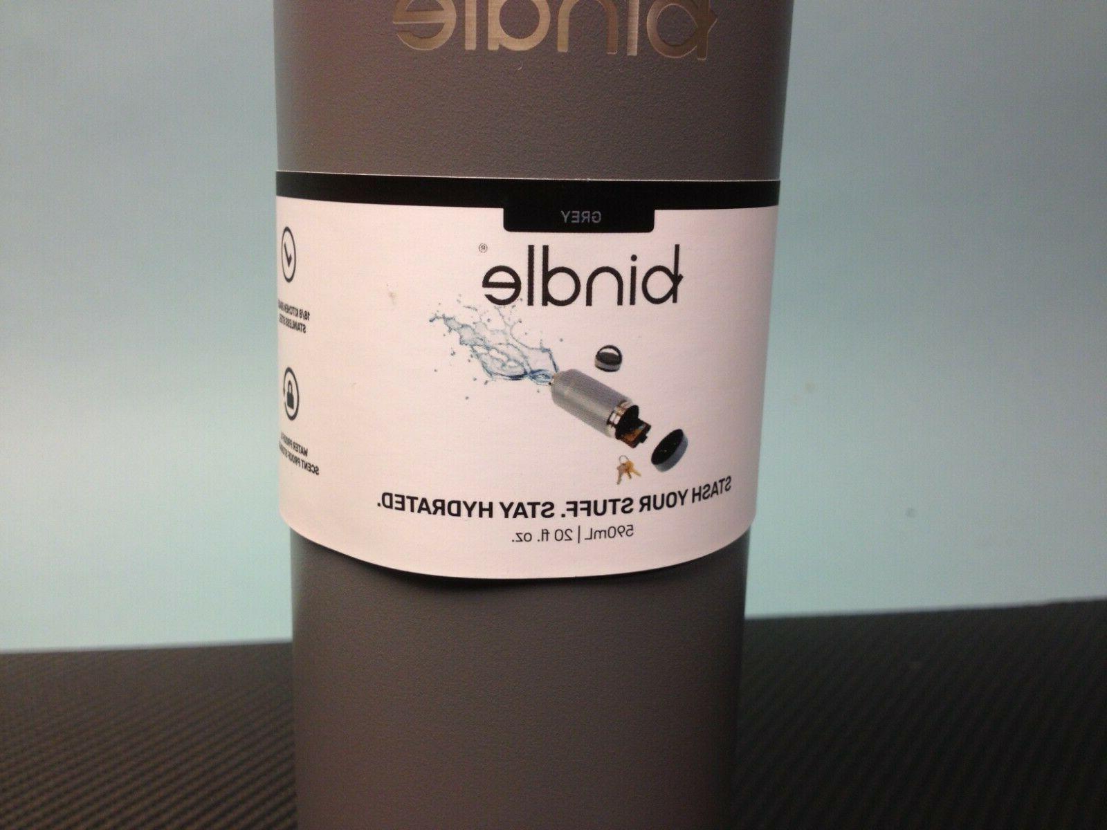 Bindle Bottle | Steel Walled |