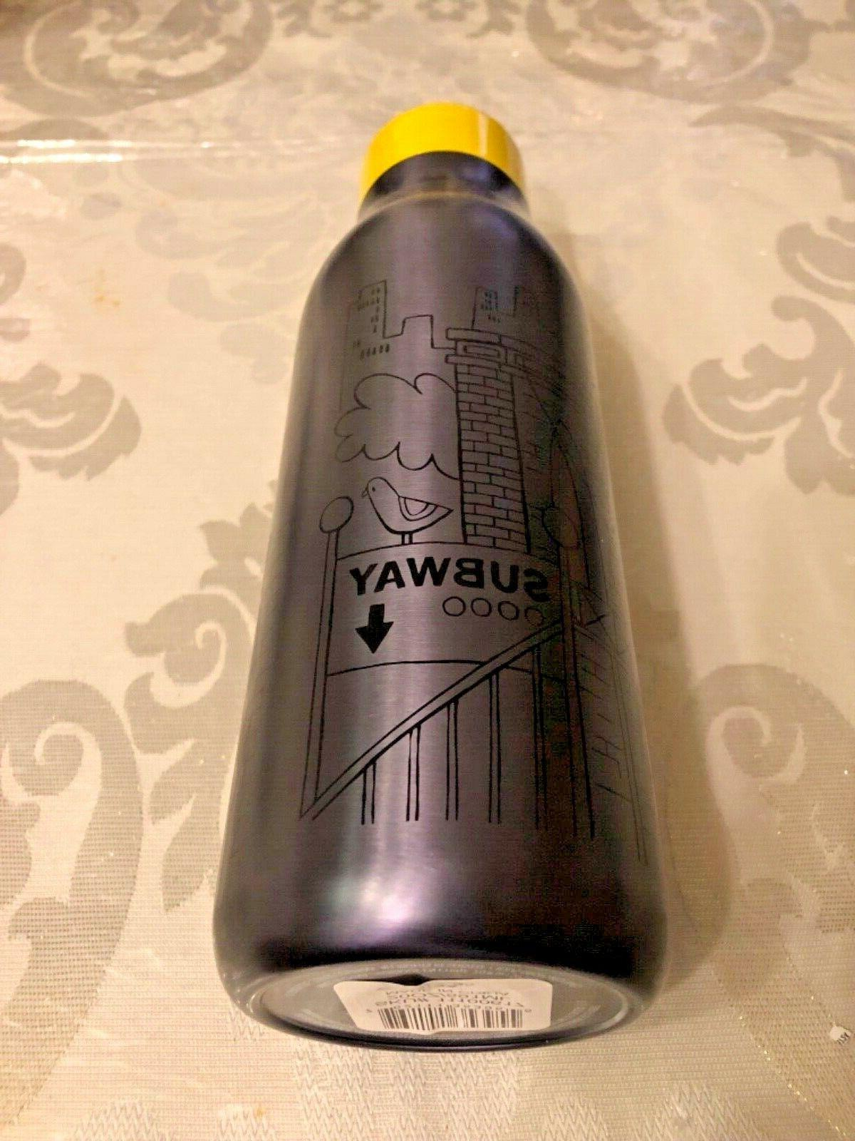 bottle thermos nyc new york city water