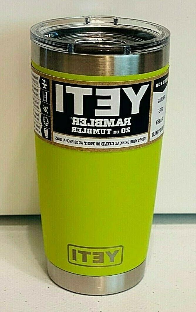 Brand AUTHENTIC Rambler Tumbler with MagSlider