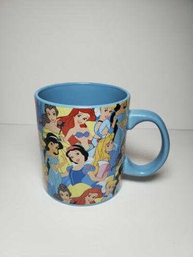 brand new princess coffee tea ceramic mug