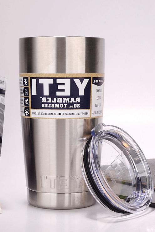 brand new yeti rambler 20 oz tumbler