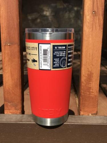 Yeti Rambler Authentic w/Mag Slider - Color