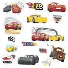 Disney CARS 3 MOVIE WALL DECALS Lightning McQueen Mater Cruz