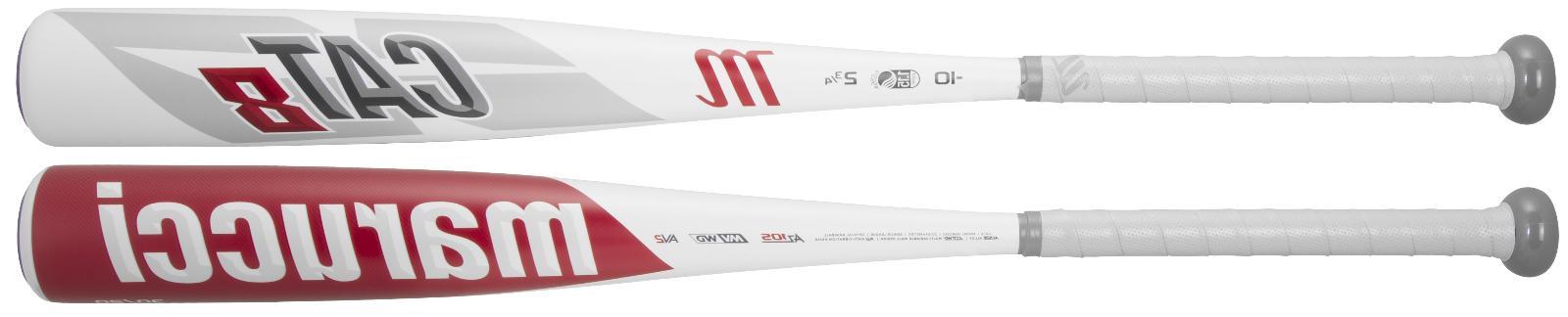 "Marucci CAT 8 -10 30""/20 oz. Youth Baseball Bat MSBC810"
