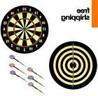 English 20 Point Dart Classic Double Dartboard Game Room Boa