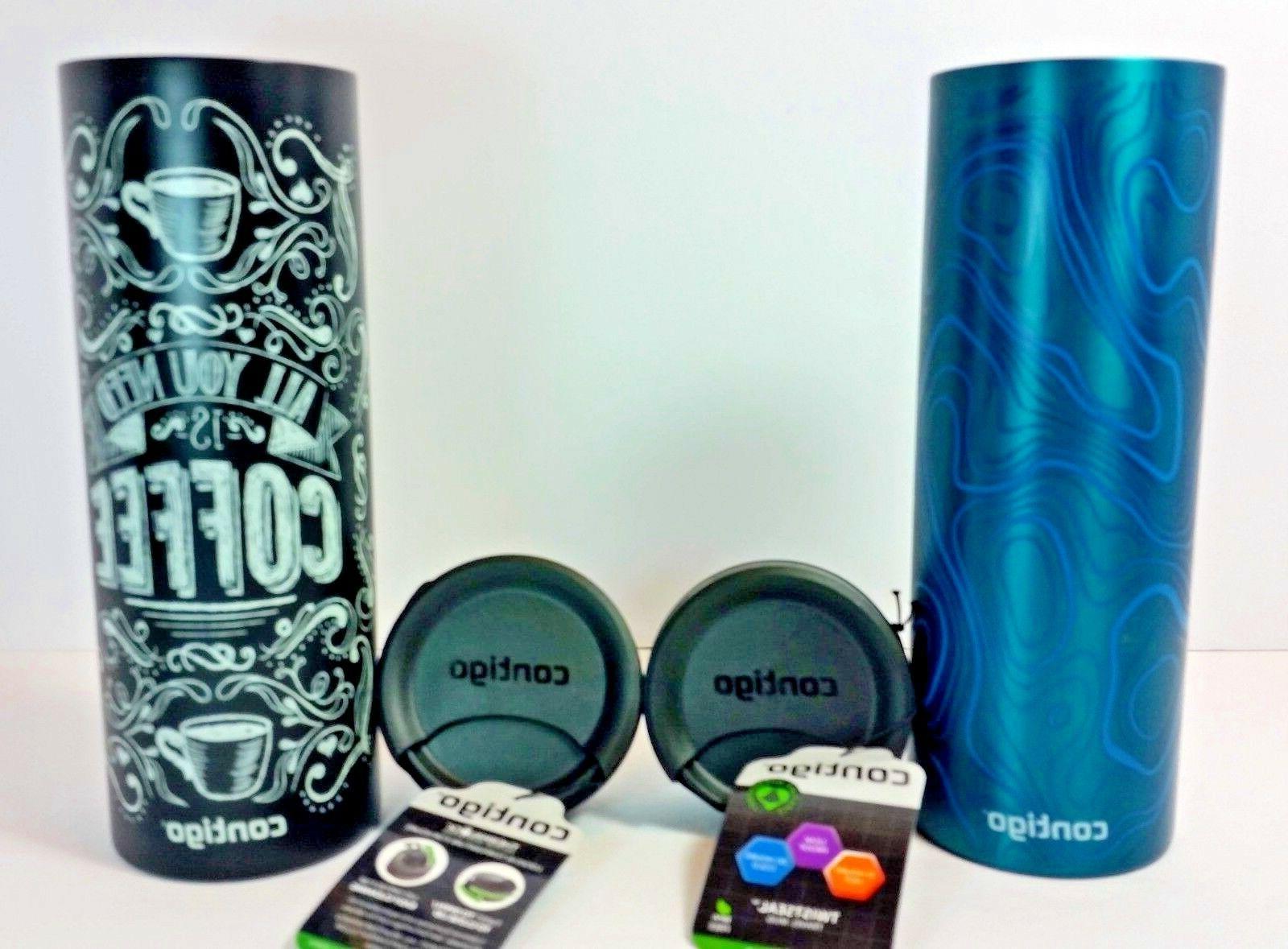 Coffee Travel Mug 20 oz. Stainless Steel