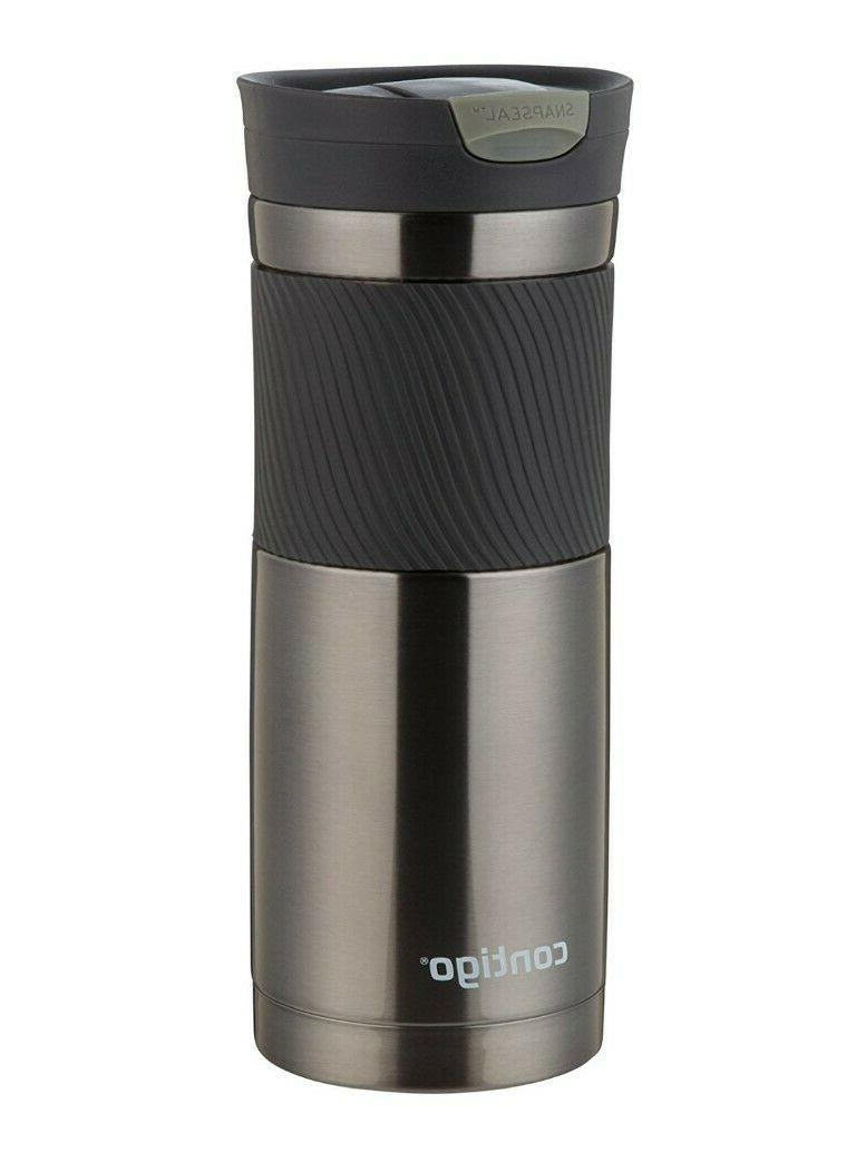 Coffee Travel Steel Cup Hot Thermos 20 Oz