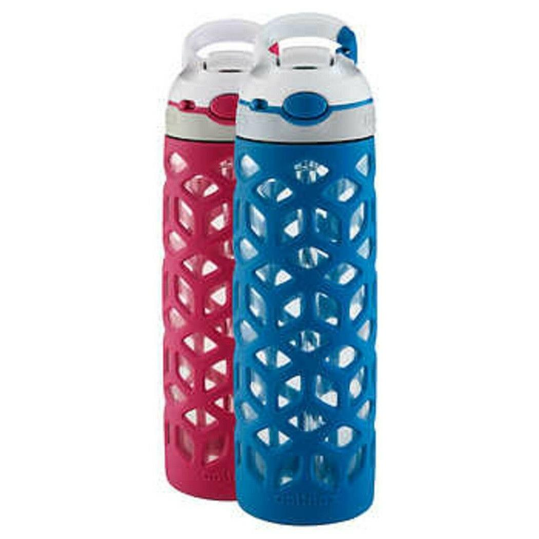 5e9a719025 Contigo Ashland 20 oz Glass Water Bottle or Zulu Kids Water
