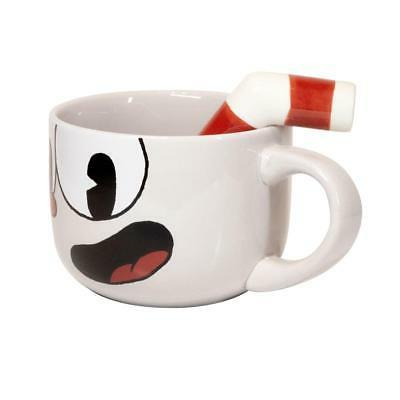 Cuphead Ceramic Mug, Cuphead