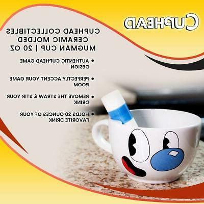 Cuphead Collectibles Ceramic Molded Mugman 20