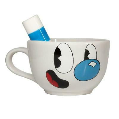 cuphead collectibles ceramic molded mugman cup 20