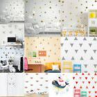 Cute Mural Removable Wall Stickers Decals Kids Baby Nursery