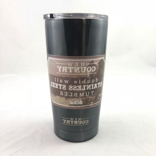Double Stainless Tumbler,