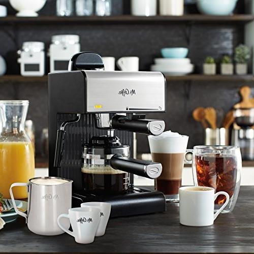 Mr. BVMC-ECM180 Espresso Starter Black