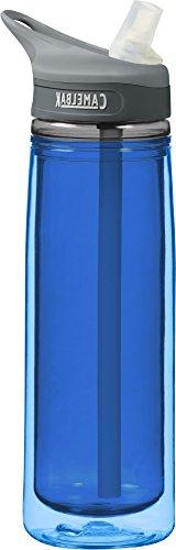 CamelBak Eddy Insulated Water Bottle, 0.6 L, Sapphire