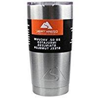Ozark Trail Outdoor Equipment 20 oz. Vacuum Insulated Stainl
