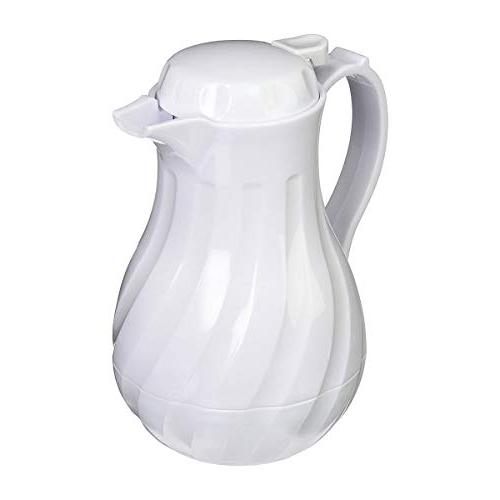 f3022 20 white teapots insulated