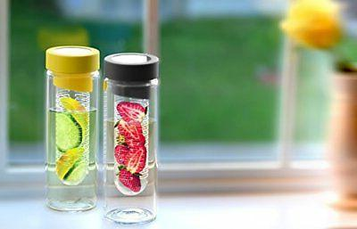 Asobu Ounce Water With Fruit Infuser,