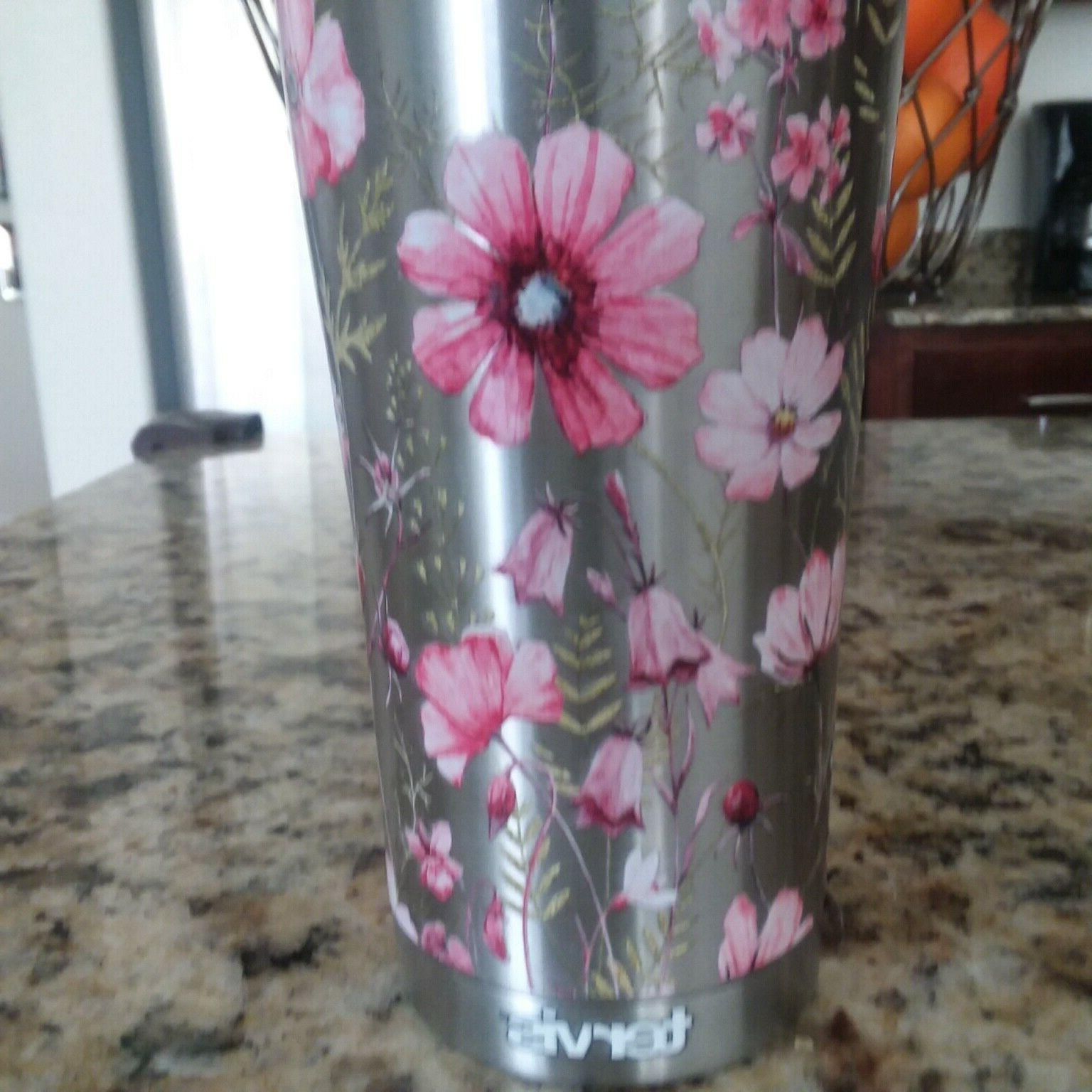 TERVIS Stainless Steel Tumbler with Flip Lid