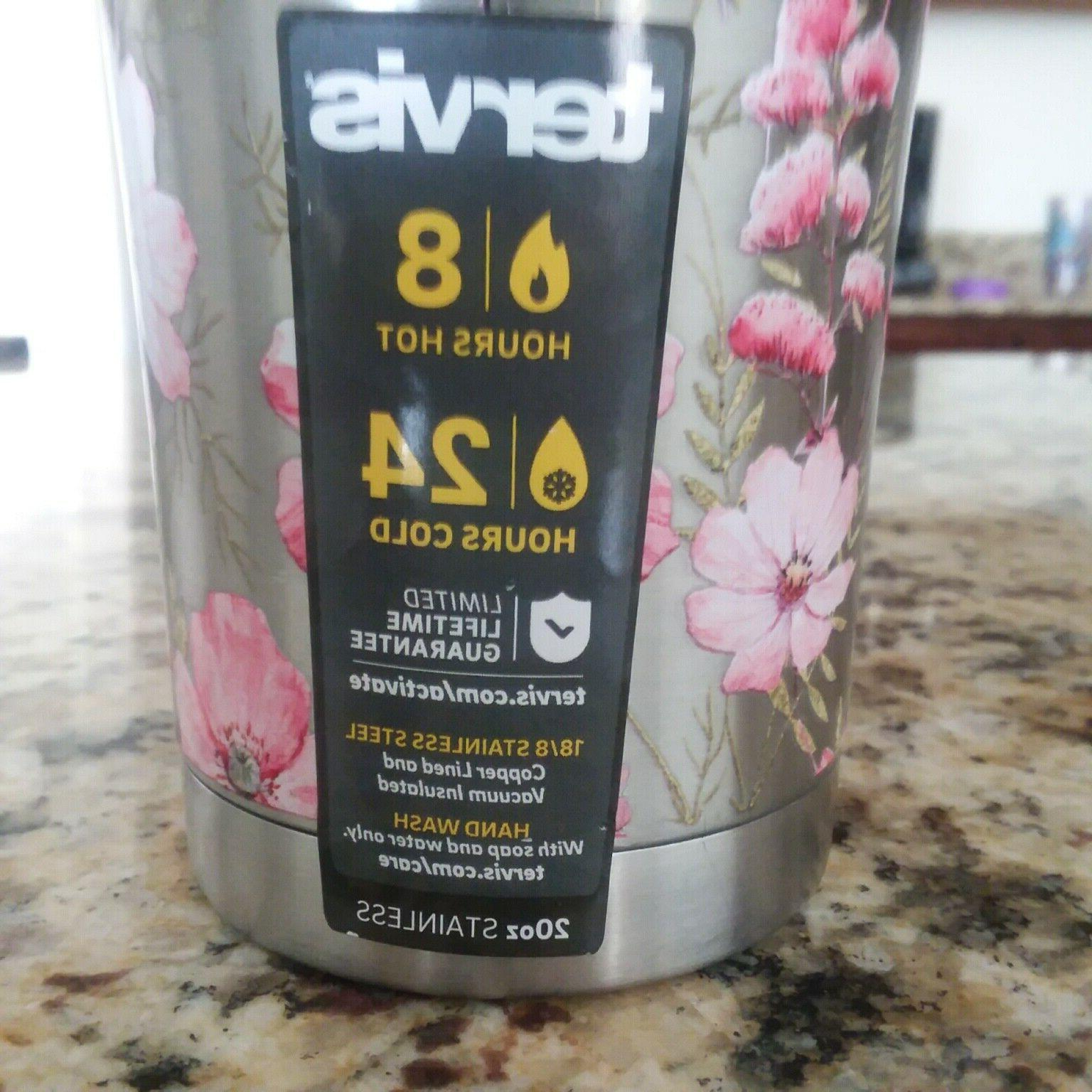 TERVIS Edge Stainless Steel Tumbler with